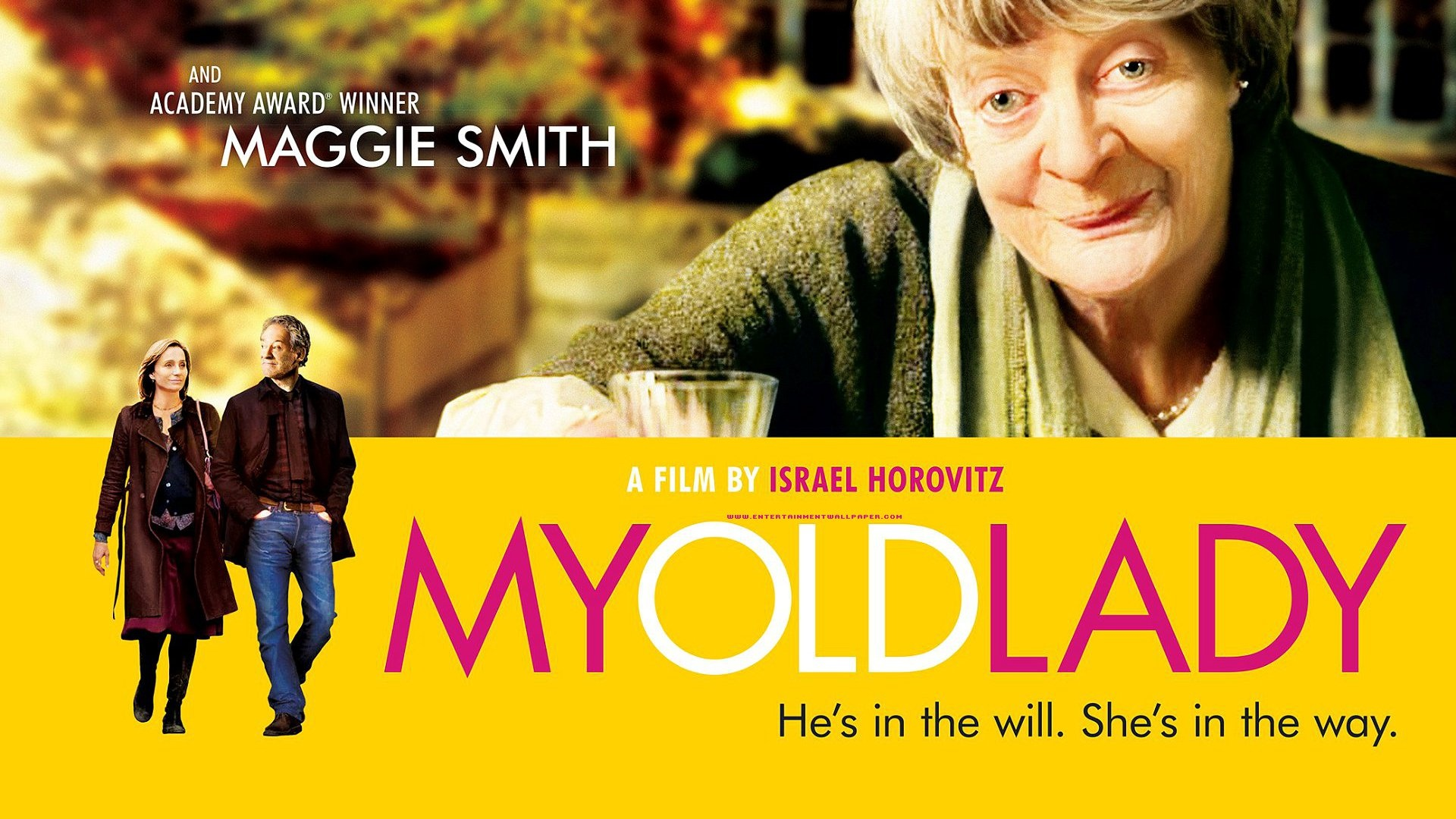 My Old Lady Movie Review Julieann Dove My Old Lady